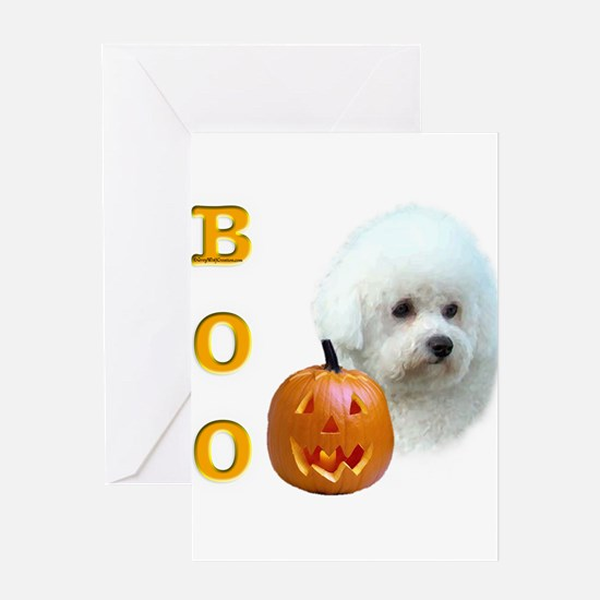 Unique Boo the dog Greeting Card