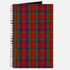 Robertson Scottish Clan Tartan Journal