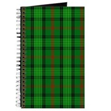 Ross Scottish Clan Tartan Journal