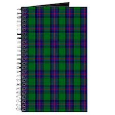 Shaw Scottish Clan Tartan Journal