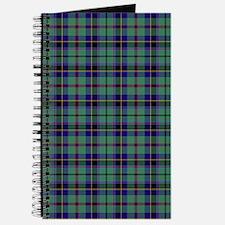 Stevenson Scottish Clan Tartan Journal
