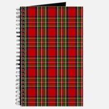 Stewart Scottish Clan Tartan Journal