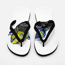 vrbobblehead Flip Flops