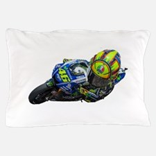 vrbobblehead Pillow Case