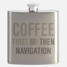 Coffee Then Navigation Flask
