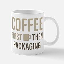 Coffee Then Packaging Mugs