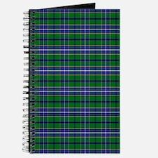 Wishart Hunting Scottish Clan Tartan Journal