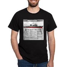 Unique Uss ticonderoga T-Shirt
