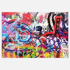 Cute Graffiti Wall Art