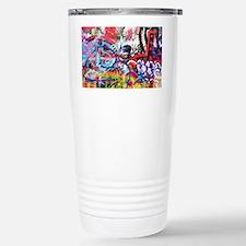 Cool Graffiti street art Travel Mug