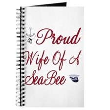 proud wife of a seabee Journal