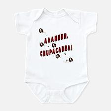 Ahh, chupacabra! Goat sucker Infant Bodysuit