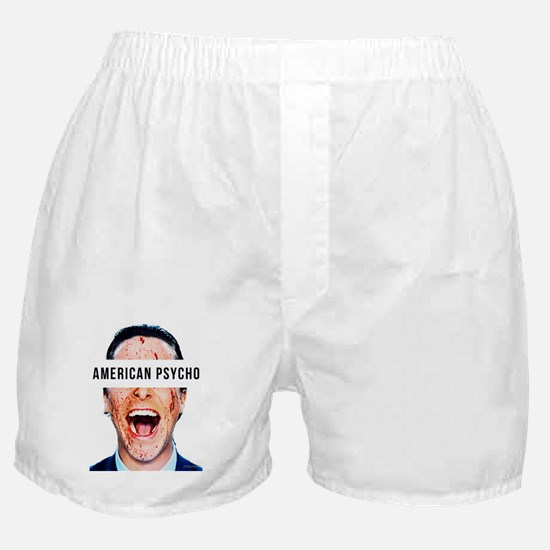 American psycho Boxer Shorts