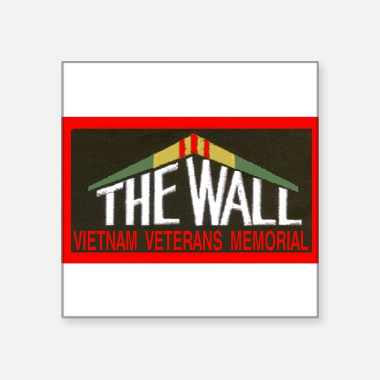 "Cute Wall Square Sticker 3"" x 3"""