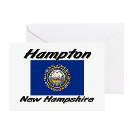 Hampton New Hampshire Greeting Cards (Pk of 10)