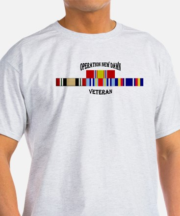 Operation New Dawn Ribbons T-Shirt