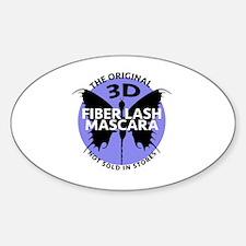 THE ORIGINAL 3D LASH Sticker (Oval)