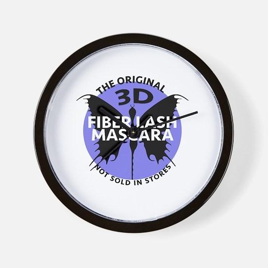 THE ORIGINAL 3D LASH Wall Clock