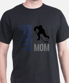 Unique Hockey mom T-Shirt