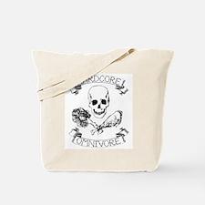 Hardcore Omnivore Tote Bag