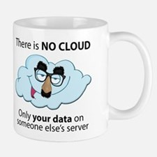 Fake Cloud Mugs