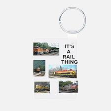 RailFans Keychains