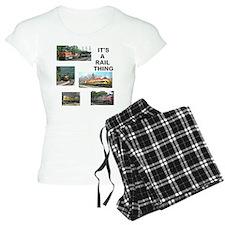 RailFans Pajamas
