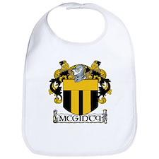 McGinty Coat of Arms Bib