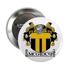 """McGinty Coat of Arms 2.25"""" Buttons (10 pack)"""