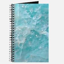 Blue-Agate-Art-Design Journal