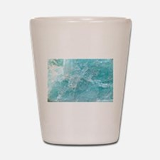 Blue-Agate-Art-Design Shot Glass
