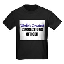 Worlds Greatest CORRECTIONS OFFICER T