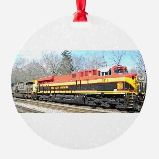 RailFans Ornament