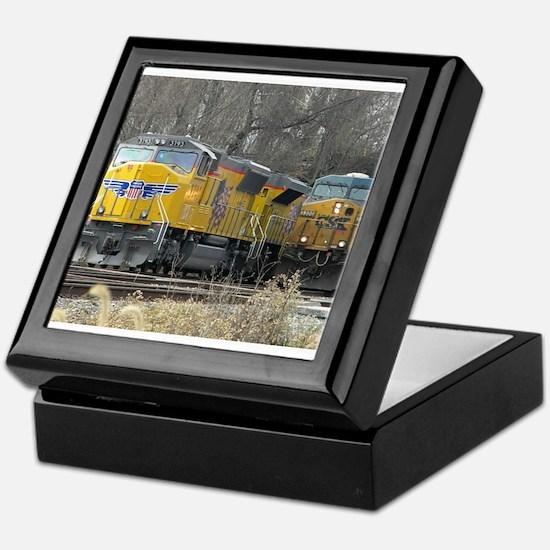 RailFans Keepsake Box