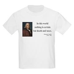 Benjamin Franklin 3 T-Shirt