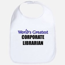 Worlds Greatest CORPORATE LIBRARIAN Bib