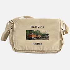 RailFans Messenger Bag