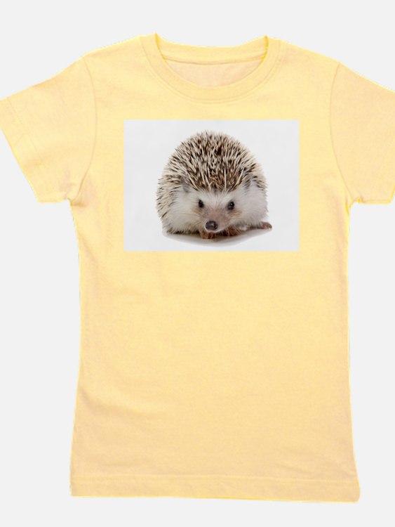 Cute Hedgehog Girl's Tee