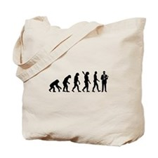 Evolution Engineer Tote Bag