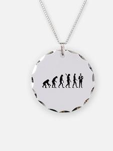 Evolution Engineer Necklace
