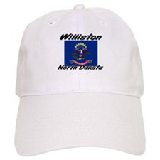 Williston North Dakota Baseball Baseball Cap