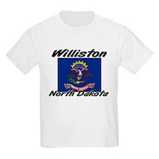 Williston North Dakota T-Shirt