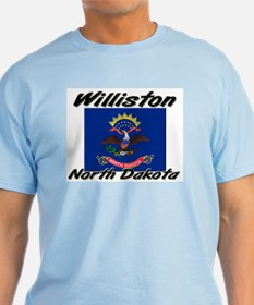 Williston North Dakota T-Shirt