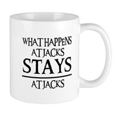 STAYS AT JACK'S Mug