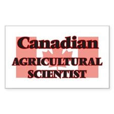 Canadian Agricultural Scientist Decal