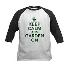 Keep calm and garden on Tee