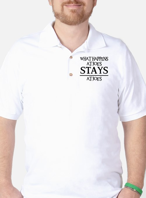STAYS AT JOE'S Golf Shirt