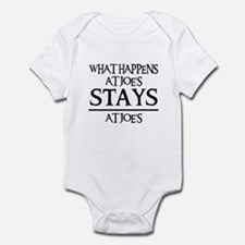 STAYS AT JOE'S Infant Bodysuit