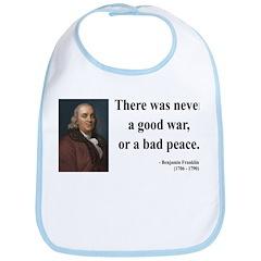 Benjamin Franklin 4 Bib