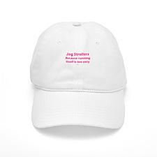 Stroller Running too easy PIN Baseball Cap